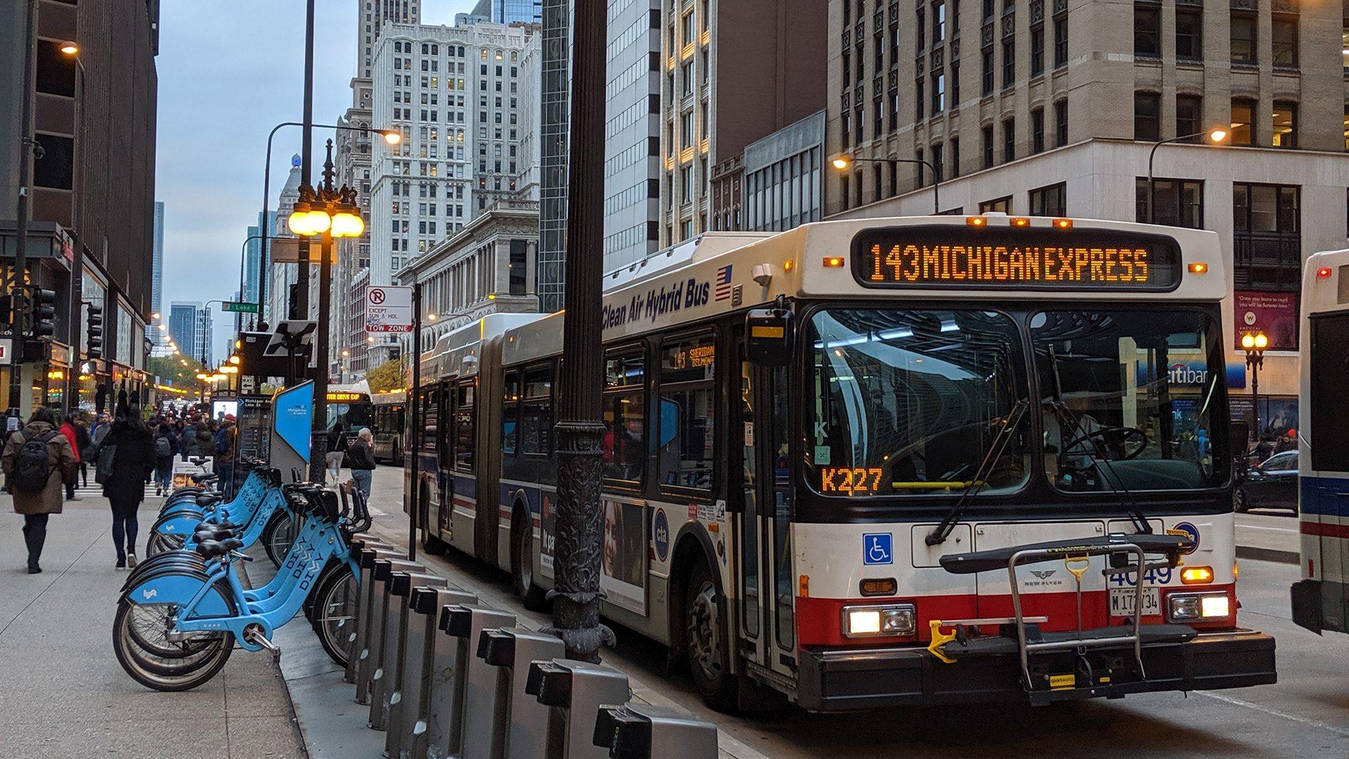 Public Transit in Chicago