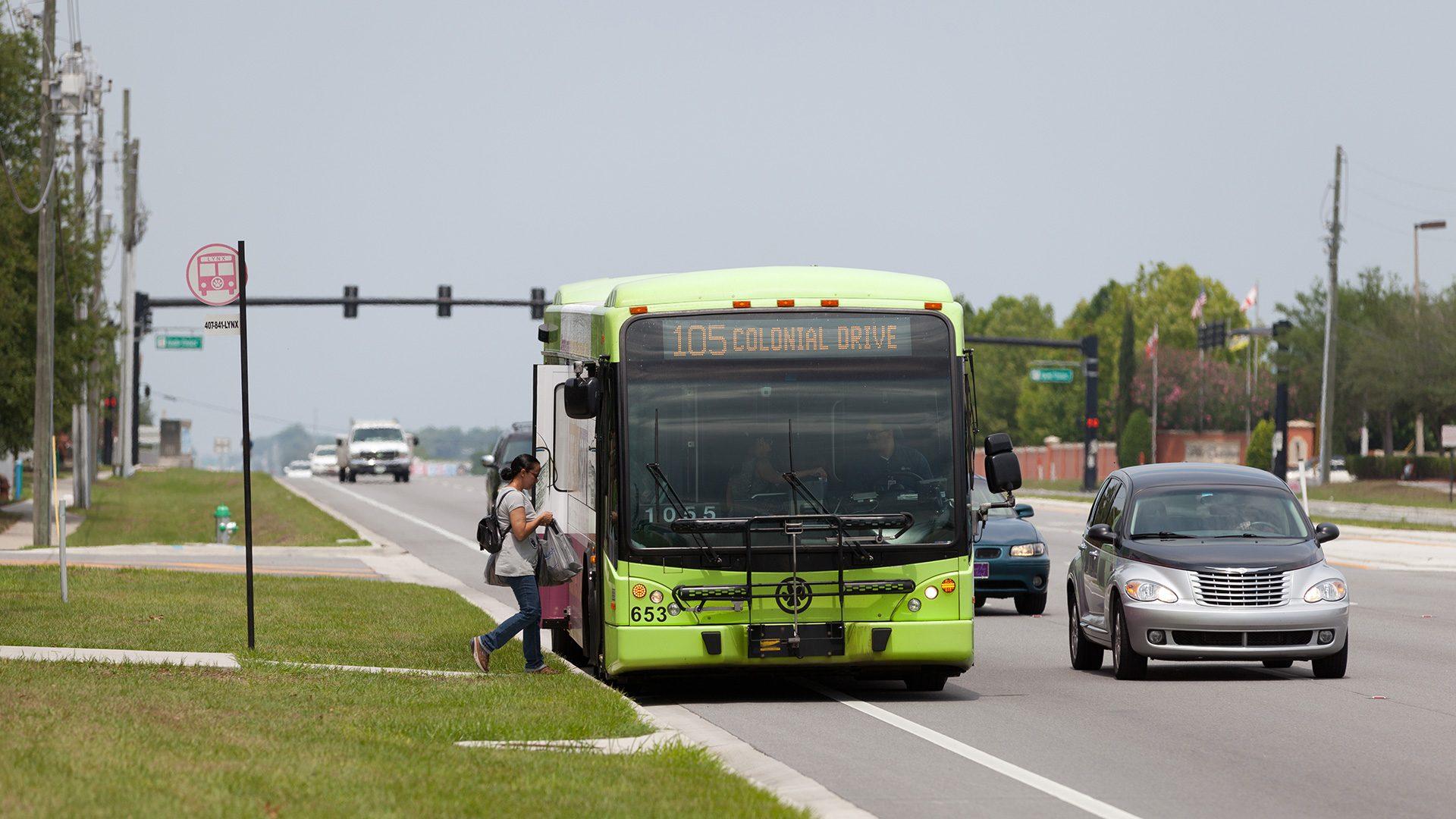 LYNX Bus, Orlando, FL